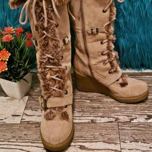Beautiful Report Winter Boots